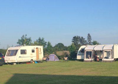 Caravan Facilities at Cackle Hill Lakes, Biddenden