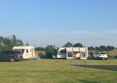 Caravan Facilities at Cackle Hill Lakes, Biddenden