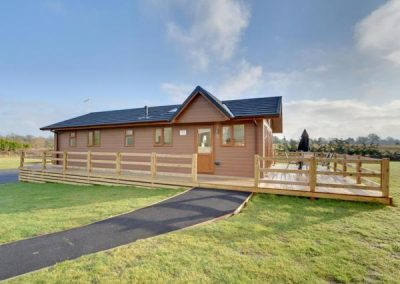 Cackle Hill Holiday Lodges, Biddenden, Kent